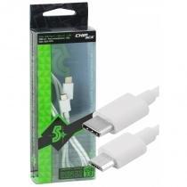 Cabo USB Tipo C para Micro USB 2.0 V8 para Câmeras Celulares e MP3 Players 1,5 Metro - 018-7479 - Ch - Chip sce