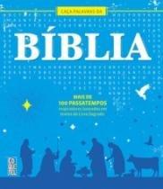 Caca Palavras Da Biblia - Coquetel - 1