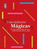 Caca-palavras magicas - Coquetel(ediouro)