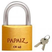 Cadeado Em Latão CR40 - Papaiz - PAPAIZ
