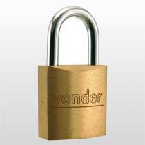Cadeado Latão VDO0025 Blister Vonder - VONDER