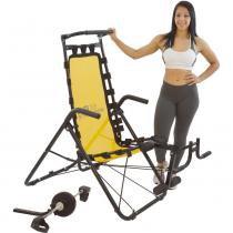 Cadeira Abdominal Polimet AB Stronger - Polimet