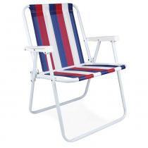 Cadeira Alta em Aço - Mor - 2228 -