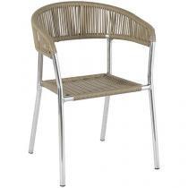 Cadeira Alumínio Alegro Móveis - P402.0001