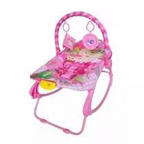 Cadeira Cadeirinha De Descanso Musical Com Balanço - Color baby
