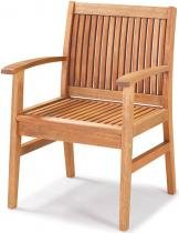 Cadeira Com Bracos Primavera Stain Jatoba - 34894 - Sun House