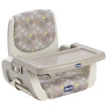 Cadeira de Alimentação Chicco Mode Dune - 3 Posições para Crianças até 15Kg