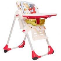 Cadeira de Alimentação Chicco Polly 2 em 1 Dolly - 7 Posições de Altura para Crianças até 15kg