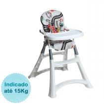 Cadeira de Alimentação Galzerano Premium - Formula Baby - Galzerano