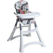 Cadeira de Alimentação Galzerano Premium - Fórmula Baby para Crianças até 15kg