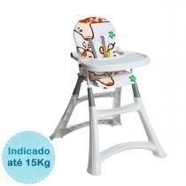 Cadeira de Alimentação Galzerano Premium - Girafas - Galzerano