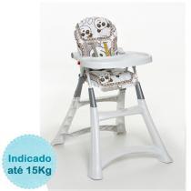 Cadeira de Alimentação Galzerano Premium - Panda - Galzerano
