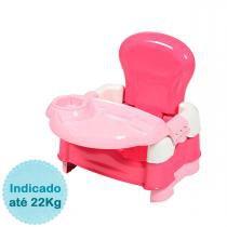Cadeira de Alimentação Safety 1st 5 estágios - Rosa - Safety 1st