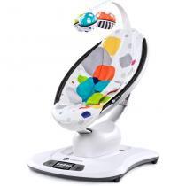 Cadeira de balanço para bebê Mamaroo 3.0  4Moms- Multi Color -