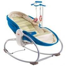 Cadeira de Balanço Rocker Napper 3 em 1 - para Crianças até 18Kg - Tiny Love