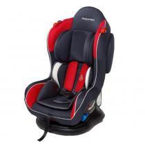 Cadeira de carro transbaby galzerano grafite vermelho - ÚNICO -