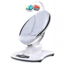 Cadeira de Descanso 4moms Mamaroo 3.0 Segunda Geração - Classic Grey - 4moms