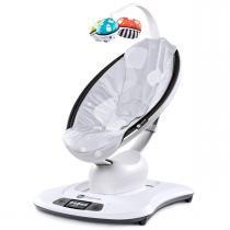 Cadeira de Descanso 4moms Mamaroo 3.0 Segunda Geração - Plush Prata - 4moms