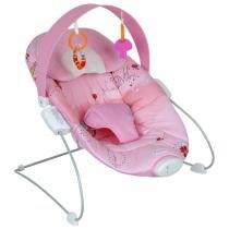 Cadeira de descanso burigotto rocker-rosa - Burigotto