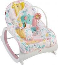Cadeira de Descanso Crescendo Comigo Deluxe Fisher Price Floresta dos Sonhos -