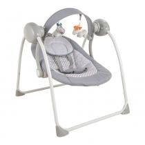 Cadeira de Descanso Mimo Lenox Kiddo Cinza 1042CZS -
