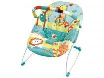 Cadeira de Descanso Musical 11kg Leão/Girafa Mastela -