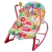 Cadeira de Descanso - Tigre Rosa - Fisher Price -