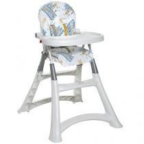 Cadeira de Papinha Galzerano Premium Oceano - para Crianças até 15kg