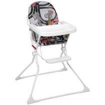Cadeira de Papinha Galzerano Standard II - Formula Baby para Crianças até 15kg