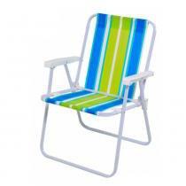 Cadeira de praia dobrável - Mor