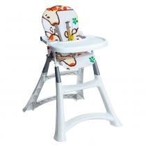 Cadeira de Refeição Alta Premium Girafas - Galzerano - Galzerano
