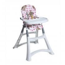 Cadeira de refeição alta Premium Tigrinha Galzerano para bebês de até 15 kg -