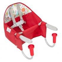 Cadeira de Refeição para Mesa Fit Vermelho - Tutti Baby - Tutti Baby