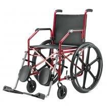 Cadeira de Rodas com Elevação das Pernas Jaguaribe -
