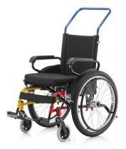 Cadeira de Rodas Jaguaribe Cantu Infantil -
