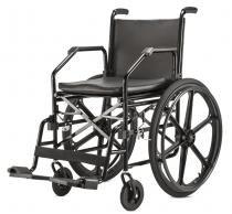 Cadeira de Rodas Jaguaribe Dobrável 1017 Plus -