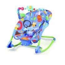 Cadeira Descanso Bebê Vibratória Musical Baby Style -