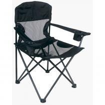 Cadeira Dobrável Fresno Preto Nautika - Nautika