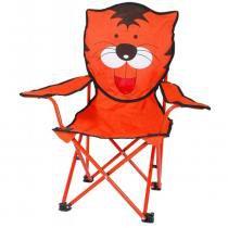 Cadeira Dobrável Infantil Tigrinho Mor - Mor
