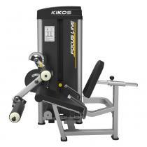 Cadeira extensora / flexora foc1314 kikos pro - linha focus - Kikos