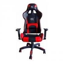 Cadeira Gamer BRX com Encosto Reclinável - BR-X RED -