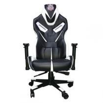 Cadeira Gamer Corinthians Giratória Preto/Branco - SCCP-8170/BK-WH - Mymax