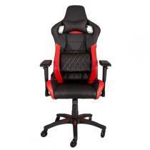 Cadeira gamer corsair cf-9010003-ww t1 race preta/vermelha -