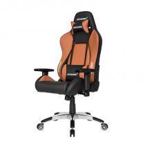 Cadeira Gamer Giratória Premium V2 Brown Akracing - Ak racing