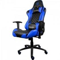 Cadeira Gamer Profissional TGC12 PRETA/AZUL THUNDERX3 -