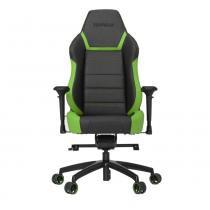 Cadeira Gamer Serie Racing P-Line Vg-Pl6000 Preta E Verde Vertagear -