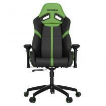 Cadeira Gamer Serie Racing S-Line Vg-Sl5000 Preta E Verde Vertagear -