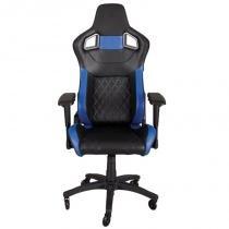 Cadeira Gamer T1 Race Preta E Azul Cf-9010004-Ww Corsair -