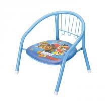 Cadeira Infantil em Metal Patrulha Canina - Art brink