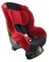 Cadeira LuminaBaby G1/G2 pto/verm de 9 a 25kg - Lumina